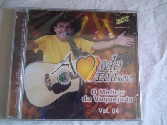 DE GRATIS BAIXAR COMPLETO AMADO CD EDILSON