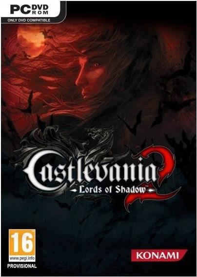 Castlevania Lords Of Shadow 2 (mídia Física) Pc - Dvd