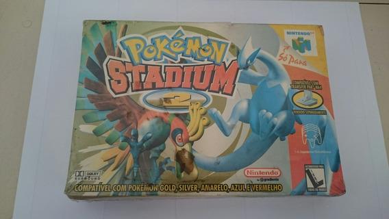 Pokemon Stadium 2 Jogo Lacrado Nintendo 64 N64