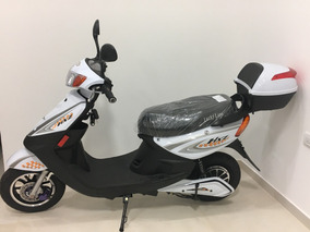 Scooter Eléctrico Lucky Lion Joy 800 W (2017)