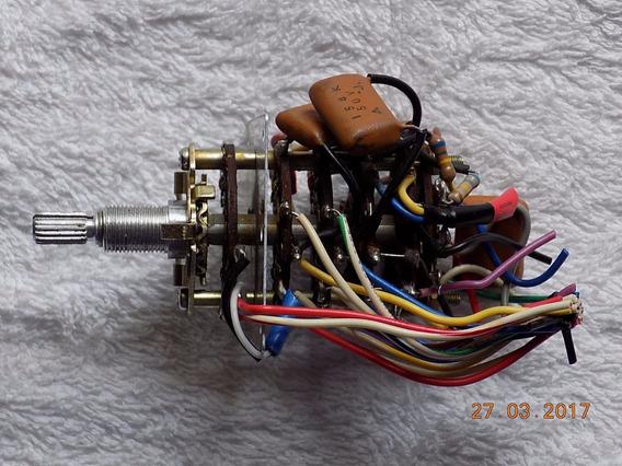 Receiver Kenwood Kr-5200 - Chave Seletora De Funções