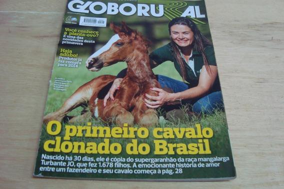 Revista Globo Rural 324 / Cavalo Clonado Planta Ovo