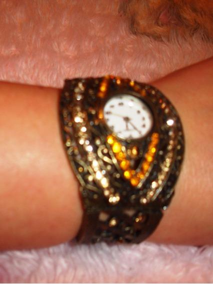 Relógio De Pulso Bracelete Feminino Semi Novo