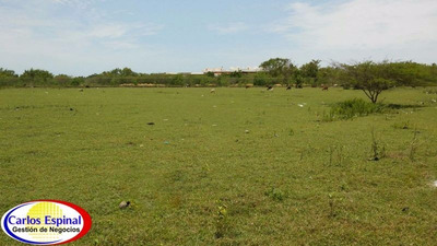 Terreno De Venta En Playa Nueva Romana , Rep. Dominicana