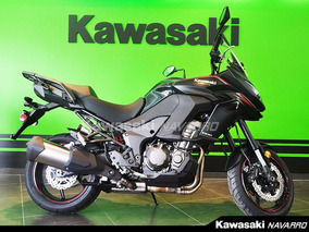 Kawasaki Versys 1000 Abs 2017 No Honda Africa Twin Mt 09