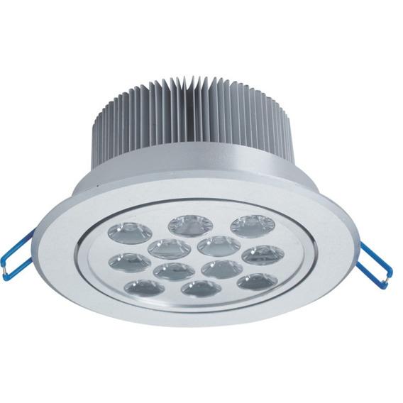 Kit Com 2 Lampada Spot Redondo Bivolt Lm1024b 12w