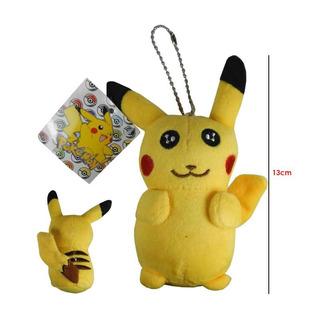 Pokemon Go Peluche Llavero Importacion Pikachu