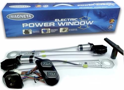 Eleva Vidrios Electrico 2 Puertas De Manual A Electrico