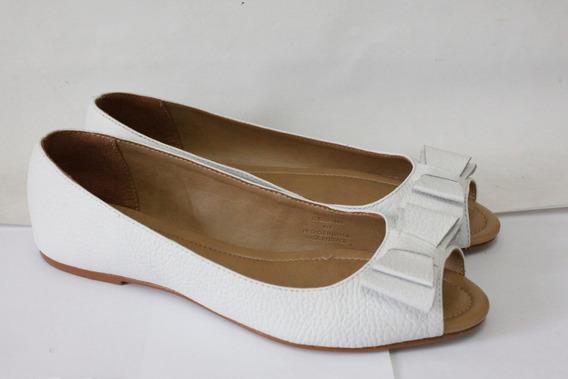 Sapatilha Zara Branca Numero 35