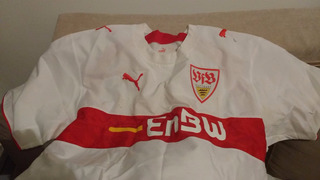 Camisa Stuttgart, 2004, Puma, Gg!