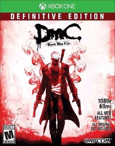 Dmc Devil May Cry Definitive Edition Xbox One Novo Original