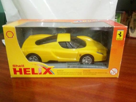 Shell Formula 1 F1 Enzo Ferrari Limited Edition Escala 1/38