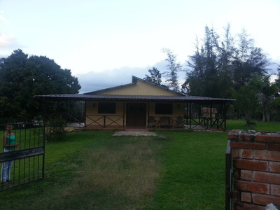 Br 809 Vende Casa Campestre En Salto Jimenoa Jarabacoa-