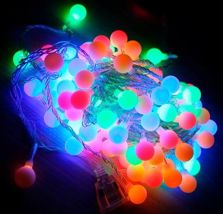 Luzes Para Decoração Iluminação Festivais