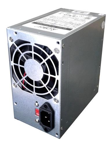 Fuente De Poder Agiler 525w Incluye Cable Poder Nano