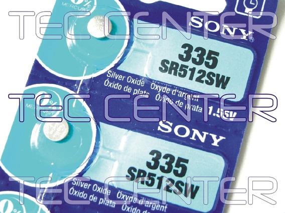 Bateria Pilha Sr512sw 335 Sony 01 Und Frete R$17,00 Pergunte