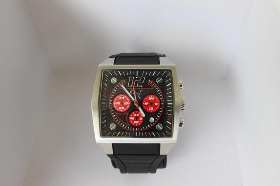 Relógio Puma Cronometro - Impecável !!! - Sem Uso !!!