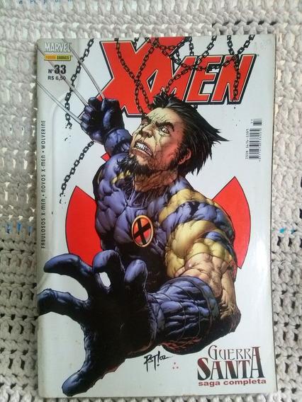Marvel - X-men Nr 33 - Guerra Santa Saga Completa