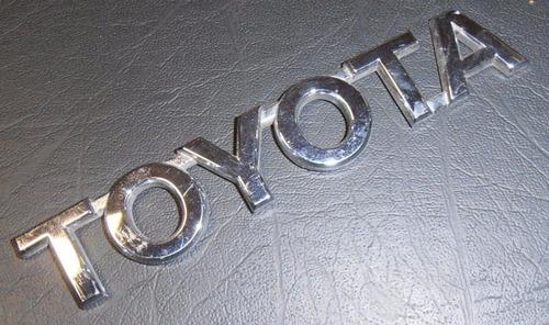 Palabra  Toyota  Toyota Yaris Sport Año 2006-2009