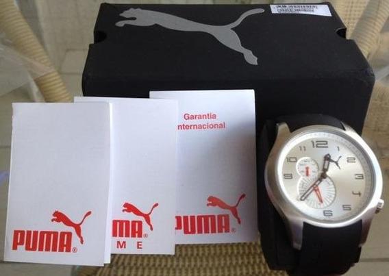 Relógio Puma - Impecável E Sem Uso !!! Aproveite Peça Única