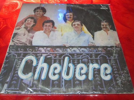 Chebere - Chebere 1983 - Disco Vinilo Lp