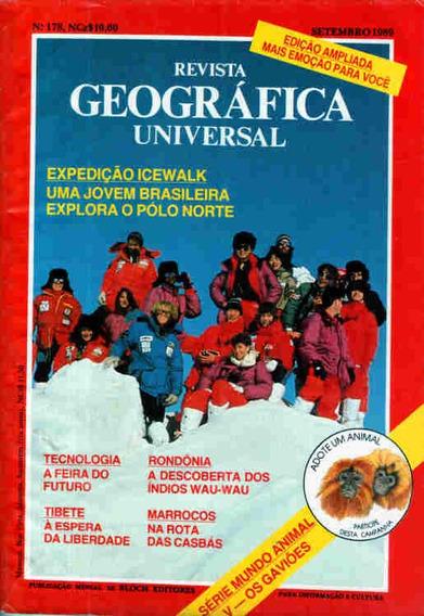 Geográfica Universal 178 * Set/89