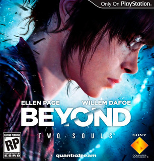 Beyond: Two Souls Juego Ps3 Playstation 3 Original
