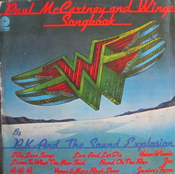 Lp Paul Mccartney And Wings Songbook