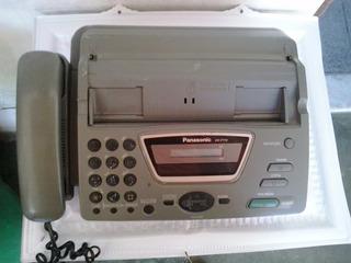 Fax Panasonic Kx-ft72 - Não Sei Se Funciona.