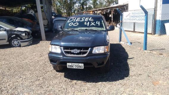 Sucata Blaser 2.5 Diesel 4x4 Sucata