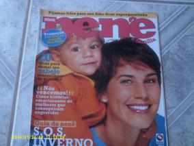 Andréa Veiga Capa Revista Meu Bebê