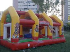 Alquiler Toro Mecanico, Reloj Loco, Cancha Futbol, Gladiador