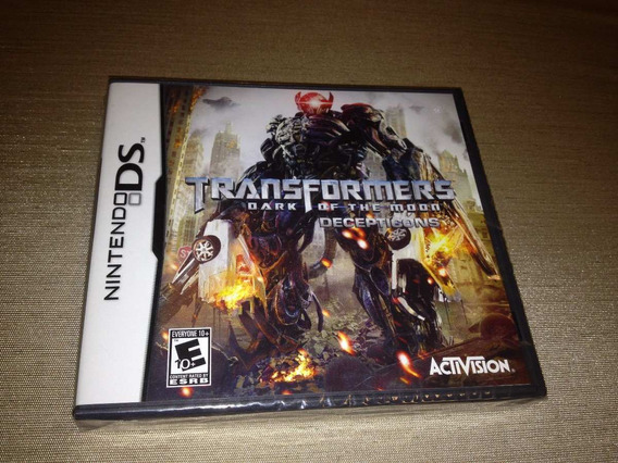 Transformers Dark Of The Moon Decepticons - Lacrado