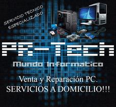 Servicio Técnico Y Reparación De Computadoras Y Celulares!