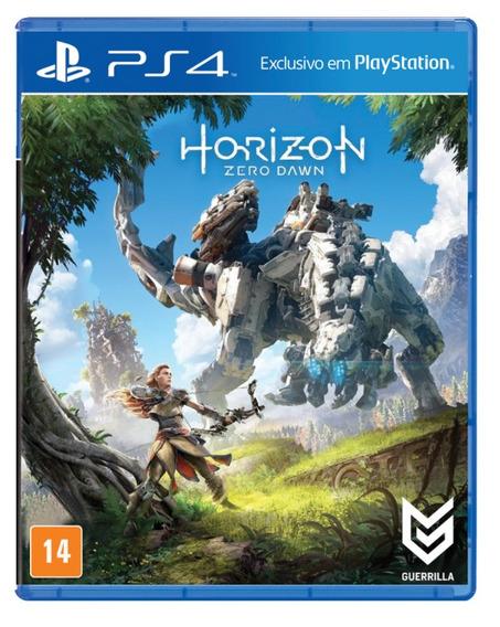 Jogo Game Horizon Zero Dawn Ps4 Lacrado