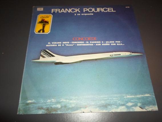 Franck Pourcel - Concorde * Disco De Vinilo