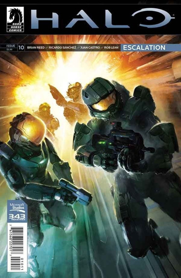 Halo Escalation #10 (2014) Dark Horse