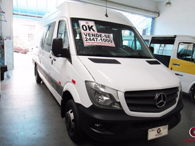 Mercedes-benz Sprinter 515 Big 0km 2017/2018 20 Lugares