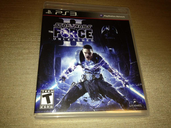 Star Wars 2 The Force Unleashed