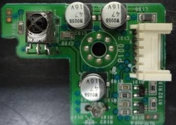 Placa Do Sensor Do Controle Remoto Tv Lg 32pc5rv