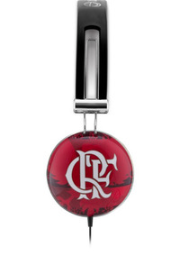 Fone De Ouvido Flamengo Waldman Sg20l Oferta