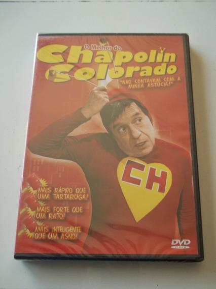 Chapolin Colorado - Dvd O Melhor... - Lacrado!!!!