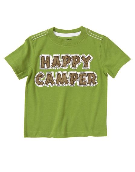.·:*¨¨*:·.playerita Crazy 8 Happy Camper 3 Años.·:*¨¨*:·.