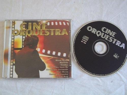 * Cds - Cine Orquestra - Orquestra