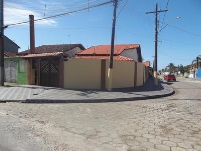 Linda Casa Jardim Jamaica Itanhaem Cod 001