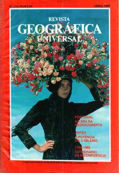 Geográfica Universal 173 * Abr/89