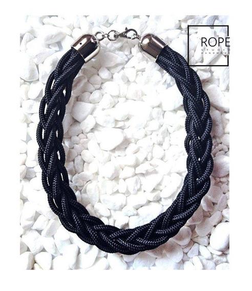 Colar De Corda Rope