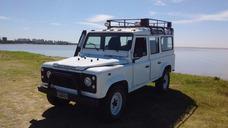Land Rover Defender Impecable Liquido Por Viaje