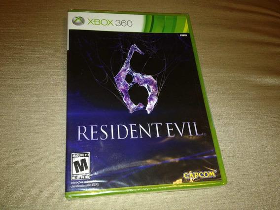 Resident Evil 6 - Lacrado De Fabrica