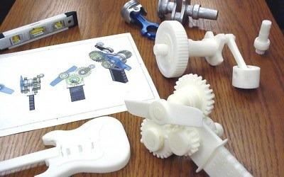 Serviços De Impressão 3d Digitalização - Prototipagem Rápida
